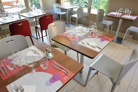 Campanile Saint-Etienne es Saint-Chamond - restaurante