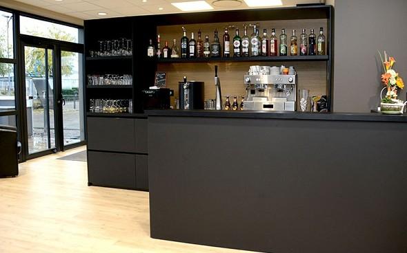 The originals city hotel hélios roanne nord - bar