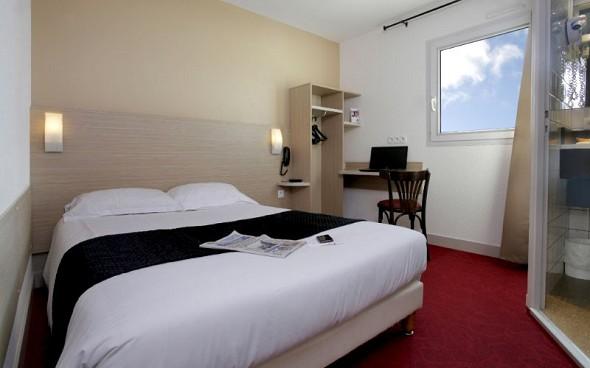 The originals city hotel helios roanne nord - room
