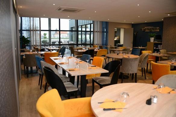 The originals city hotel hélios roanne nord - restaurant