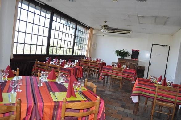 Domaine de la Barollière - restaurant
