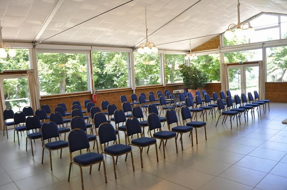 Domaine de la barollière - seminar room