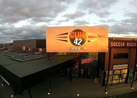 Club 42 - Exterior