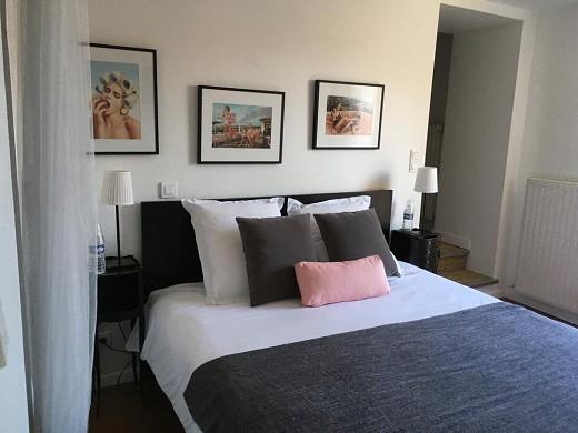O lodge - bedroom
