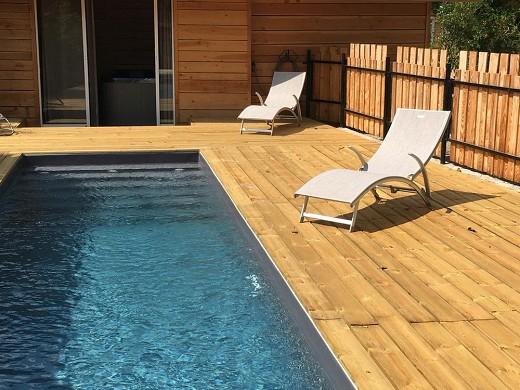 O lodge - swimming pool