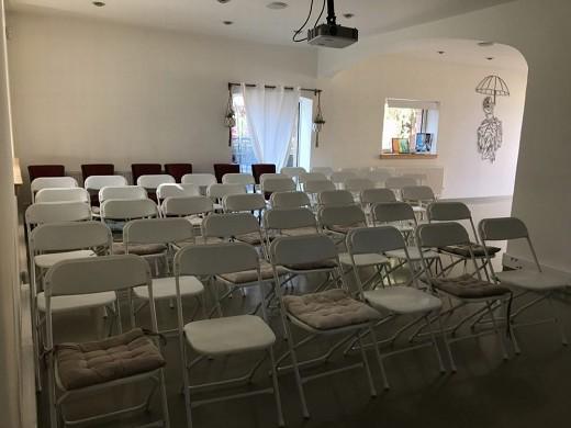 O lodge - seminar room