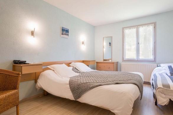 Cedros azules - habitación