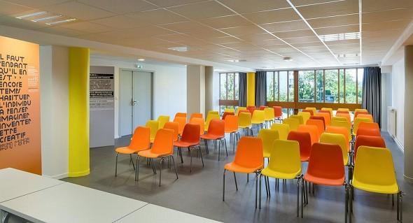 Cis andré wogenscky - seminar room