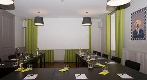 Sala de seminarios - Le Tisseur des Saveurs