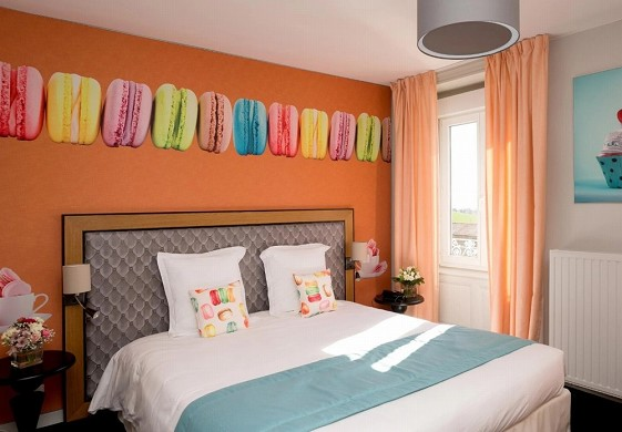 La tejedora de sabores - dormitorio