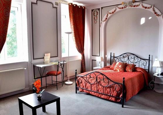 Château blanchard - chambre séminaire résidentiel