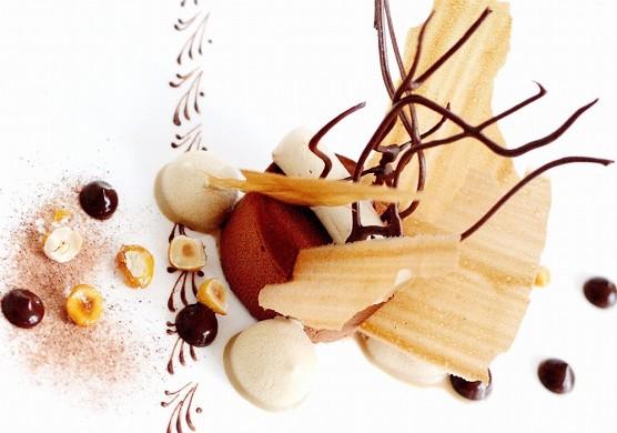 Château blanchard - dessert