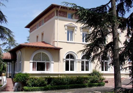 Château blanchard - façade