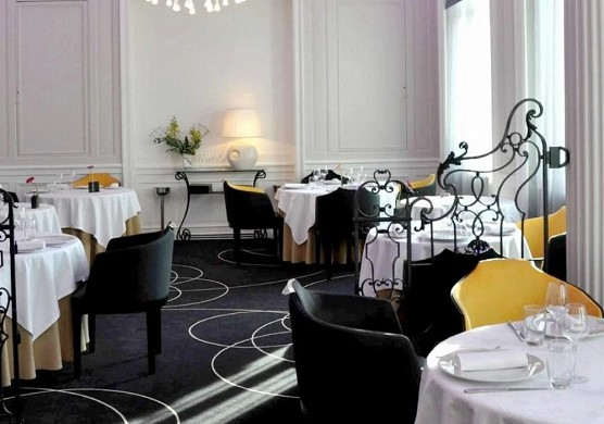 Château blanchard - restaurant