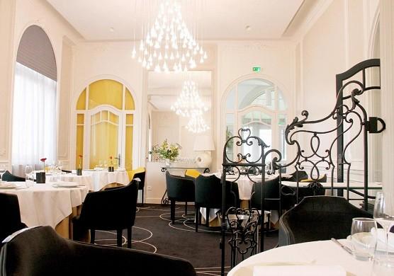 Château blanchard - restaurant gastronomique