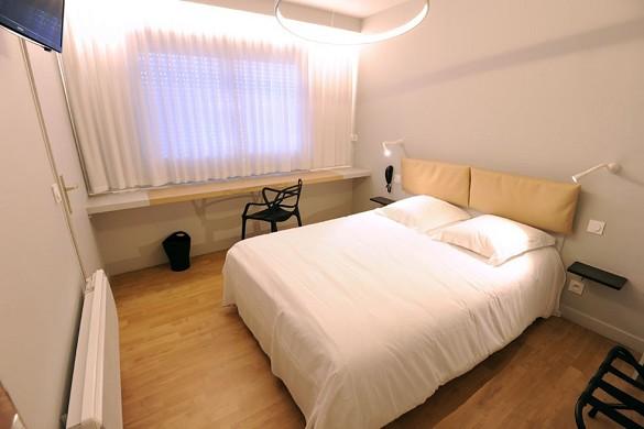 Vulcan hotel - habitación confort