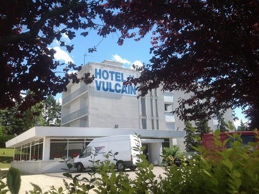 Hotel Vulcan - fachada
