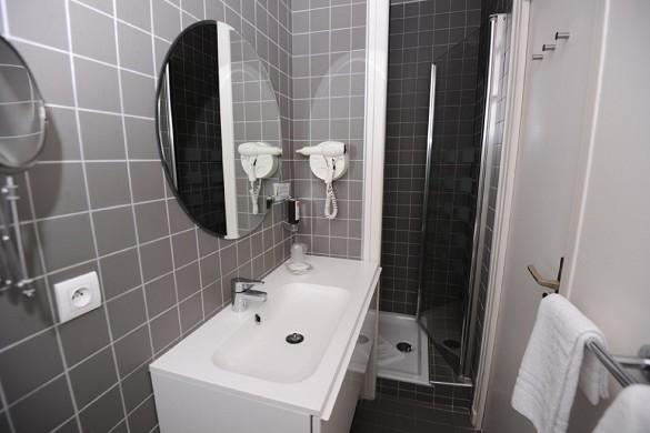 Vulcan hotel - baño