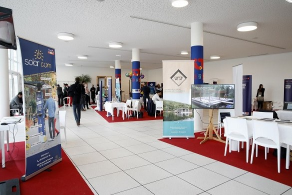 Centro mediterráneo de convenciones cap d'agde - espacio de exposición