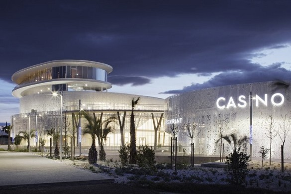 Centro de convenciones cap d'agde mediterráneo - exterior