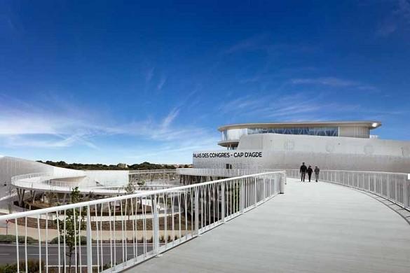 Palais des Congrès cap d'agde mediterranean - congreso en el hérault