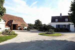 Grange des Barres - Green seminar location