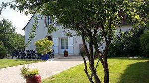 La Grange de Porcherieux - Exterior
