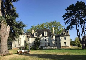 Sala de seminarios: Château de la Cataudière -