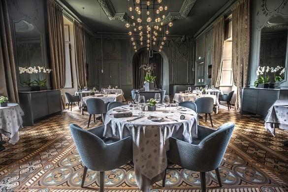 Chateau de Mercuès - restaurant