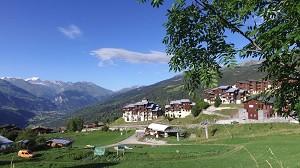 VVF Club Intense Le Balcon du Mont Blanc - Ubicación del seminario en Saboya