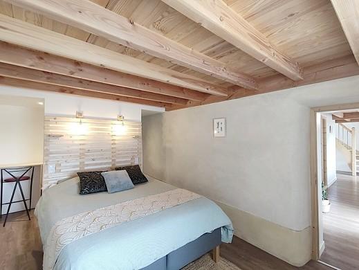 Die Lodges der Lerche - Schlafzimmer