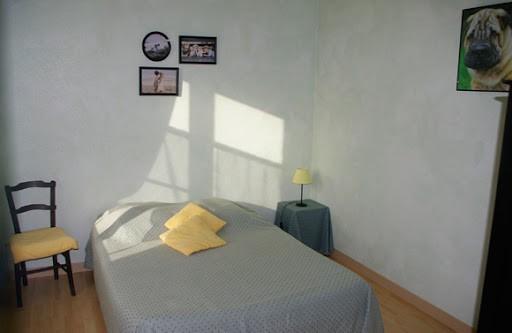 Fattoria Carroir - camera da letto