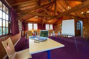 Hôtel du Petit Lussault - Seminar room