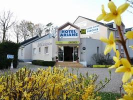 Hotel Ariane Joué-lès-Tours - Seminar hotel Joué-lès-Tours