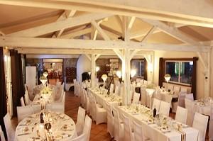 Hauptraum des Restaurants