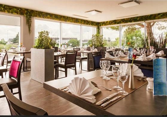 Hotel des châteaux - restaurante