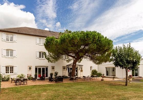 Hôtel des châteaux - your seminar in indre-et-loire 37