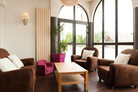 The originals city, hotel le cheval rouge towers west - interior