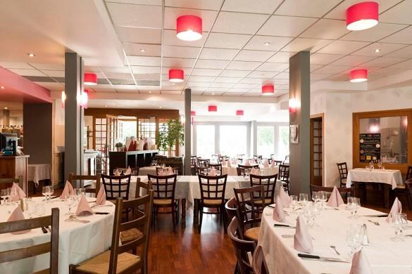 The originals city, hotel le cheval rouge tours ouest - restaurant