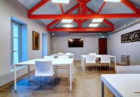 Sala de seminarios: Cité Richelieu -
