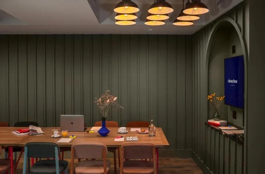 Seminar space (3 rooms) - Chouchou Hôtel