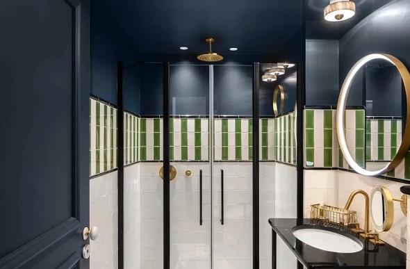 Chouchou hotel - bathroom