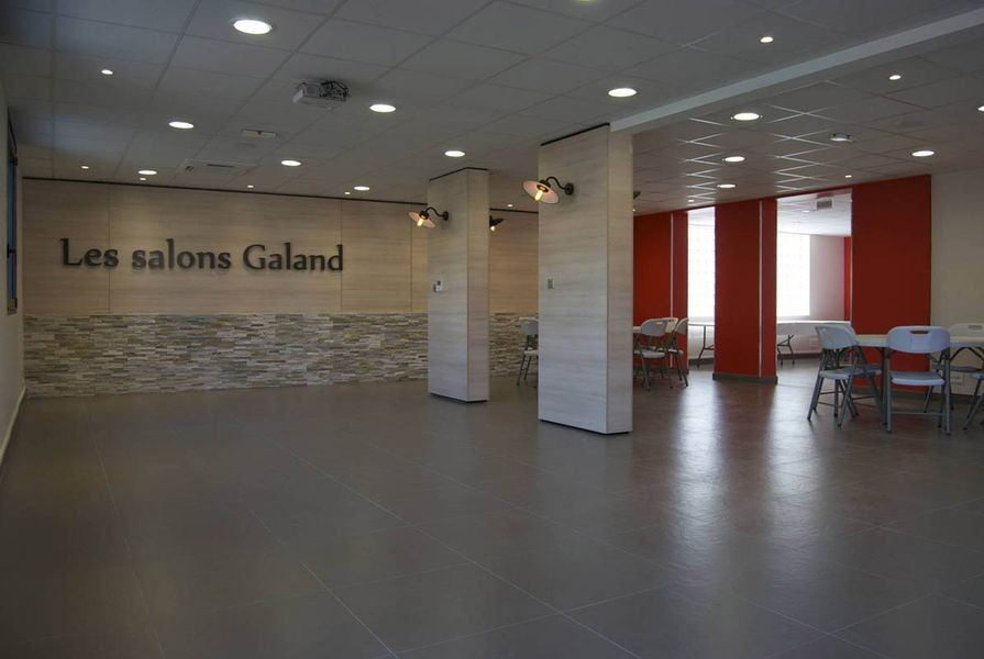 Galand lounges - Espace 23