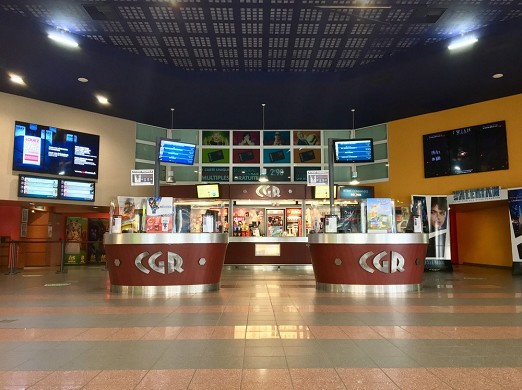 Cgr tours center - home