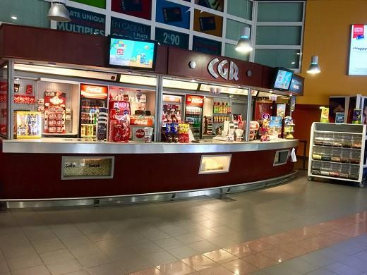 Cgr tours center - shop