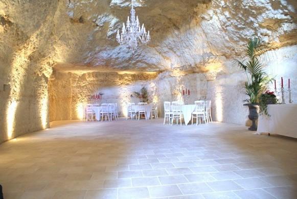 Die Fairy Rock Cave - Raummiete