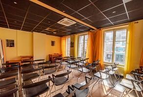Seminar room: The Mandala -