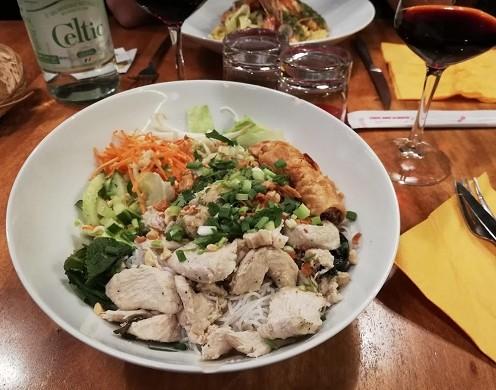 The mandala - plate