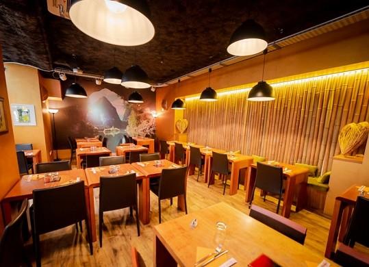 Le mandala - restaurante de eventos