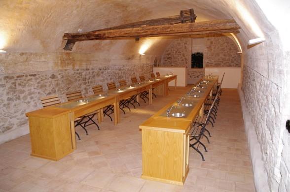 Sala de seminarios de Chateau de Clary